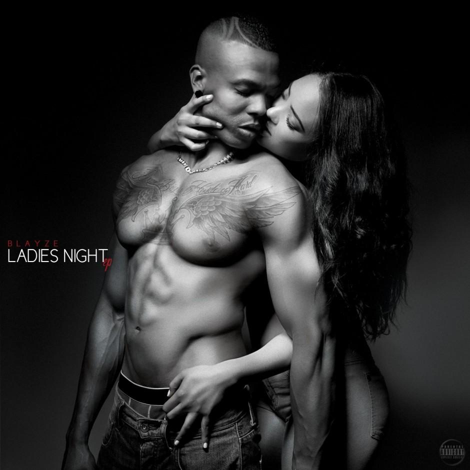 Blayze Ladies Night EP cover art